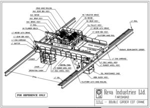 Eot Crane Electrical Diagram - Wiring Diagram Filter